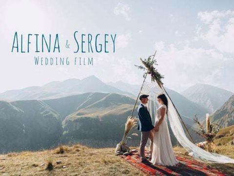 Alfina & Sergey wedding film