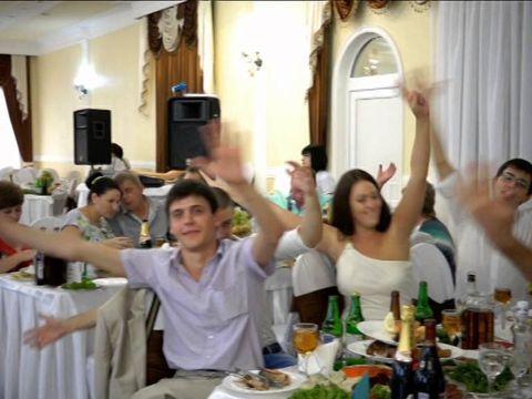 Веселая, позитивная свадьба в Краснодаре