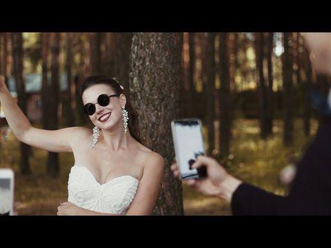 Свадебный клип Александра и Анастасии (видеограф Денис Абрамов)