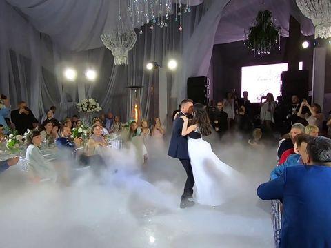 Свадебный танец под Magic People